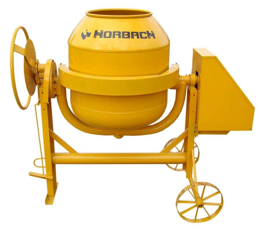 Betoneira para concreto Horbach 250 litros