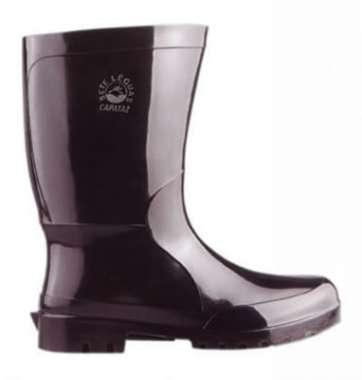 Equipamentos Proteção- Calçados- Botas- Bota Borracha Cano Médio ... e1f1a84df4