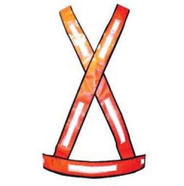 Colete Sinalização Refletivo X