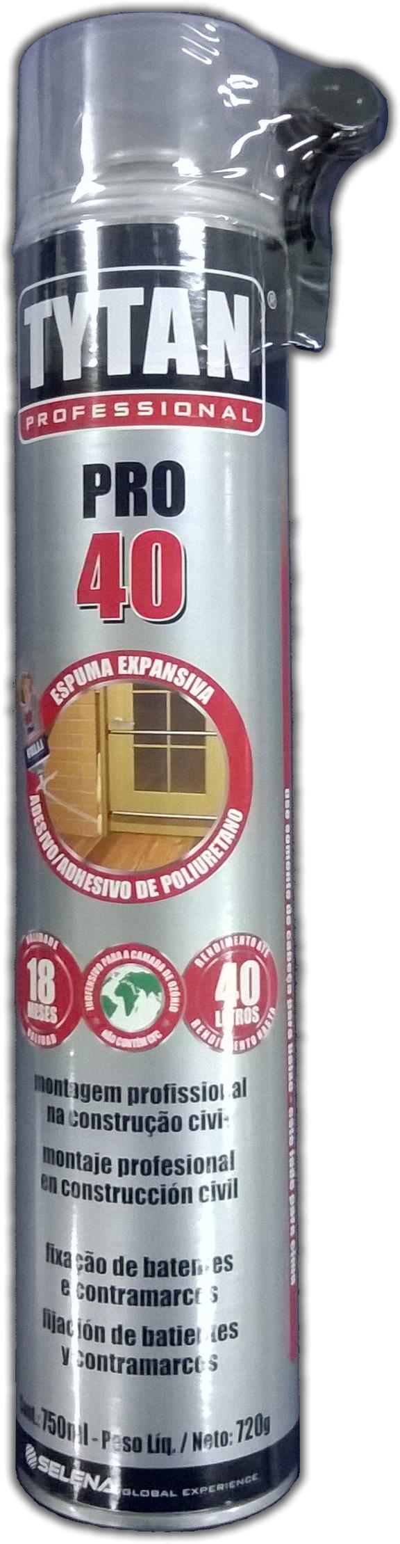 ESPUMA EXPANSIVA 750 ML