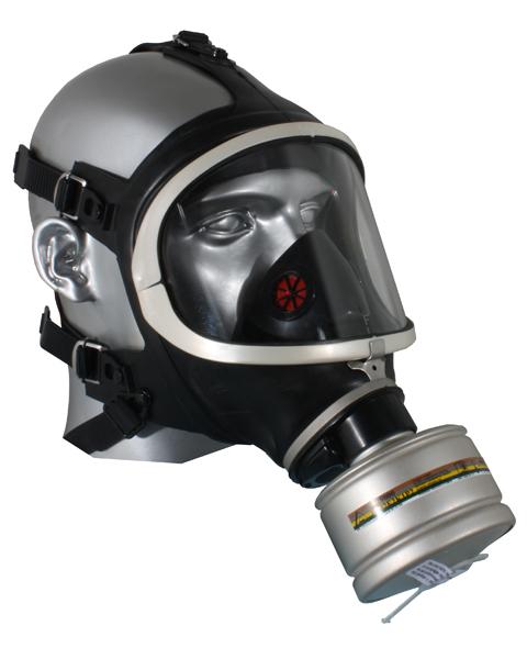MÁSCARA FACIAL INTEIRA FULLFACE AIR SAFETY