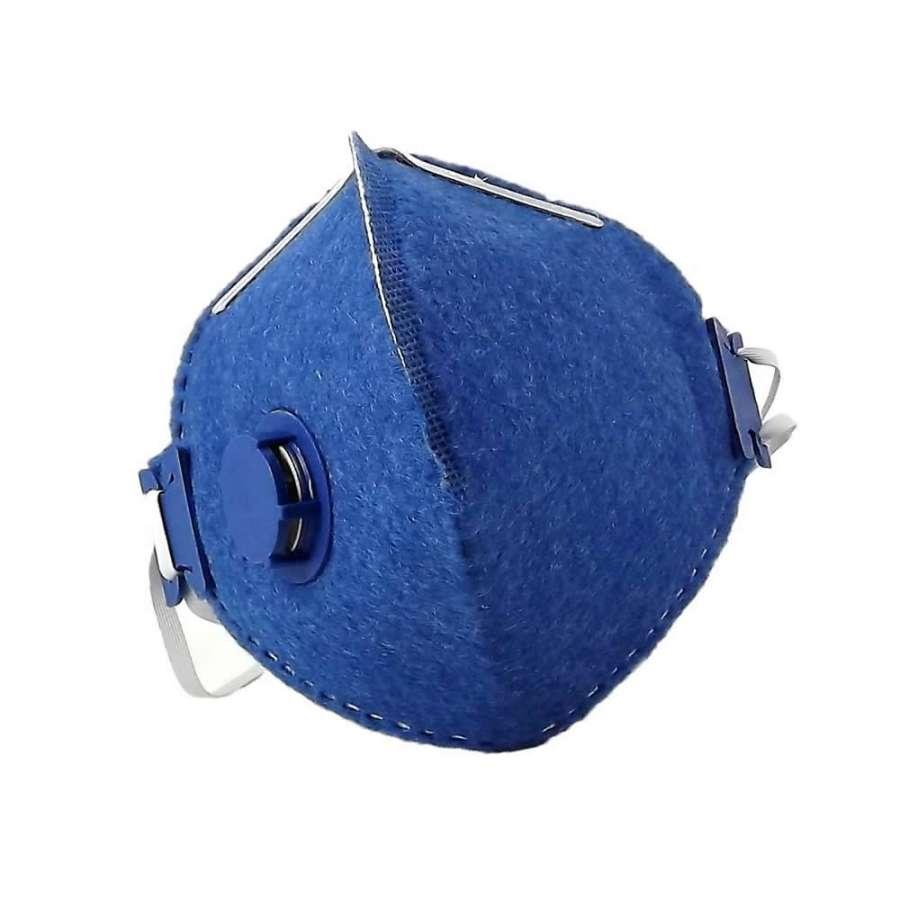 Respirador Descartável PFF1 / PFF2 Válvula
