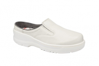 Sapato PU Bidensidade Elástico Branco Conforto